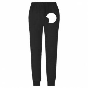 Męskie spodnie lekkie Circle