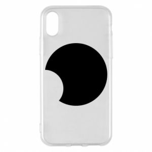 Phone case for iPhone X/Xs Circle