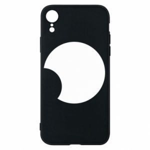 Phone case for iPhone XR Circle