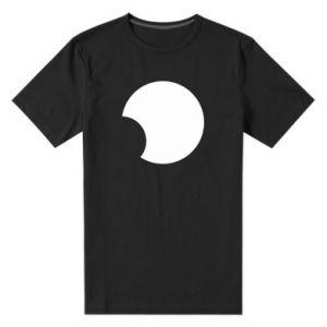 Męska premium koszulka Circle