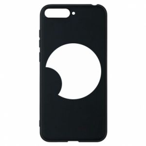Phone case for Huawei Y6 2018 Circle