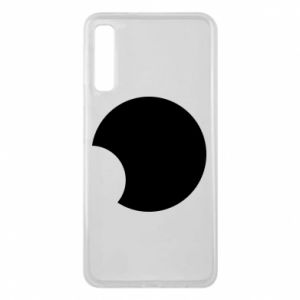 Phone case for Samsung A7 2018 Circle