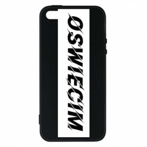 Phone case for iPhone 5/5S/SE City Oswiecim