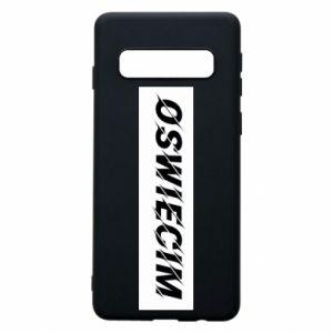 Phone case for Samsung S10 City Oswiecim