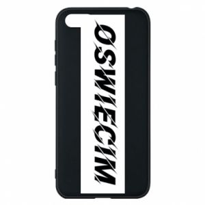 Phone case for Huawei Y5 2018 City Oswiecim