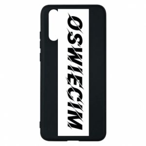 Phone case for Huawei P20 City Oswiecim
