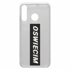 Phone case for Huawei P30 Lite City Oswiecim