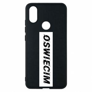 Phone case for Xiaomi Mi A2 City Oswiecim