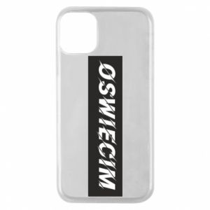 Phone case for iPhone 11 Pro City Oswiecim