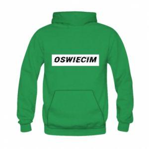 Kid's hoodie City Oswiecim