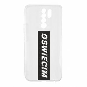 Xiaomi Redmi 9 Case City Oswiecim