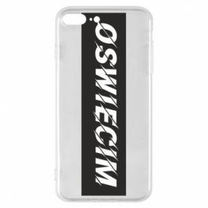 Phone case for iPhone 8 Plus City Oswiecim