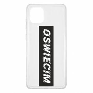 Samsung Note 10 Lite Case City Oswiecim
