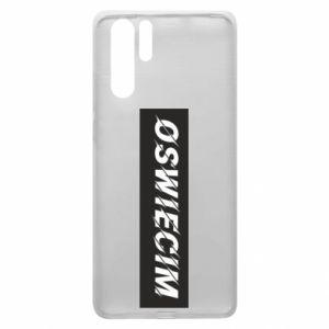 Huawei P30 Pro Case City Oswiecim