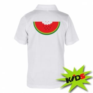 Children's Polo shirts Cloud of watermelon