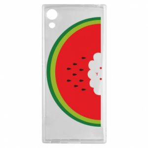 Etui na Sony Xperia XA1 Cloud of watermelon