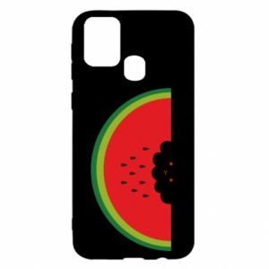 Etui na Samsung M31 Cloud of watermelon