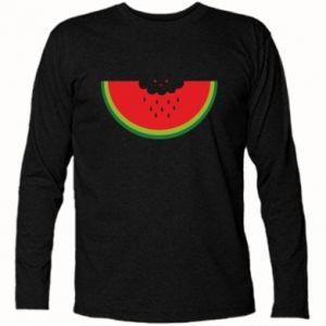 Koszulka z długim rękawem Cloud of watermelon