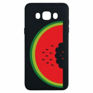 Etui na Samsung J7 2016 Cloud of watermelon