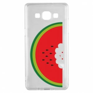 Etui na Samsung A5 2015 Cloud of watermelon