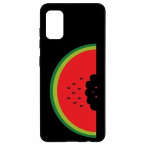 Etui na Samsung A41 Cloud of watermelon