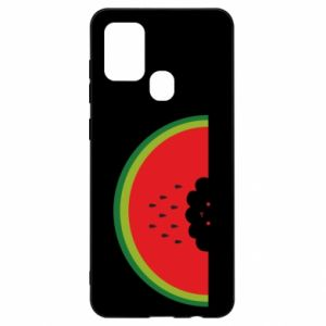 Etui na Samsung A21s Cloud of watermelon