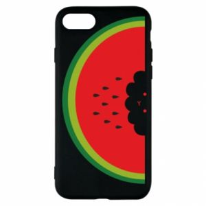 Etui na iPhone SE 2020 Cloud of watermelon