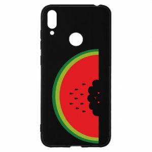 Huawei Y7 2019 Case Cloud of watermelon