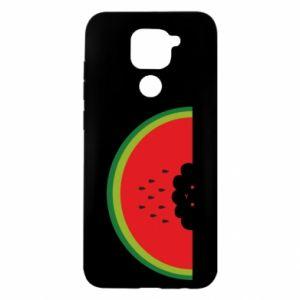 Xiaomi Redmi Note 9 / Redmi 10X case % print% Cloud of watermelon