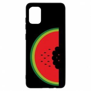 Samsung A31 Case Cloud of watermelon