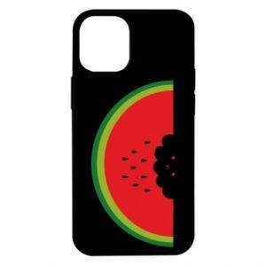 iPhone 12 Mini Case Cloud of watermelon