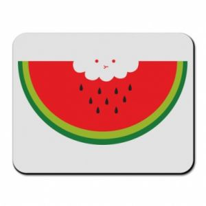 Mouse pad Cloud of watermelon