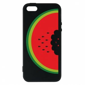Etui na iPhone 5/5S/SE Cloud of watermelon