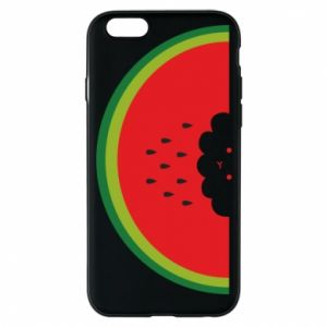 Etui na iPhone 6/6S Cloud of watermelon