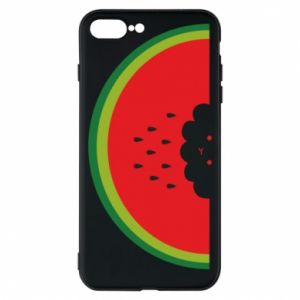 Etui na iPhone 8 Plus Cloud of watermelon