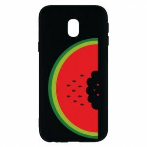Etui na Samsung J3 2017 Cloud of watermelon