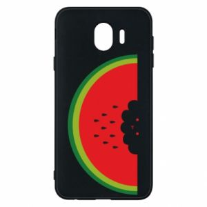 Etui na Samsung J4 Cloud of watermelon