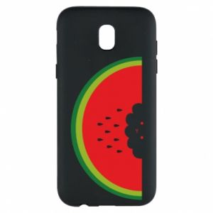 Etui na Samsung J5 2017 Cloud of watermelon