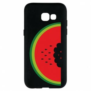 Etui na Samsung A5 2017 Cloud of watermelon