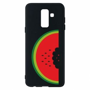 Etui na Samsung A6+ 2018 Cloud of watermelon