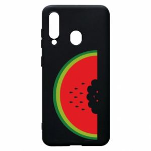 Etui na Samsung A60 Cloud of watermelon
