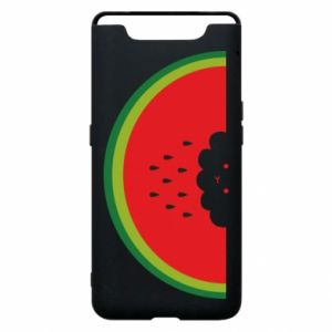 Etui na Samsung A80 Cloud of watermelon