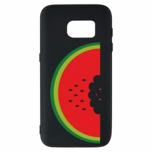 Etui na Samsung S7 Cloud of watermelon