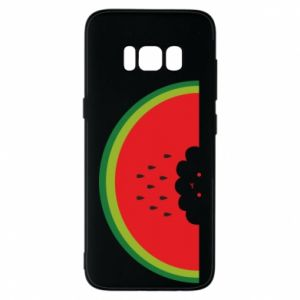 Etui na Samsung S8 Cloud of watermelon