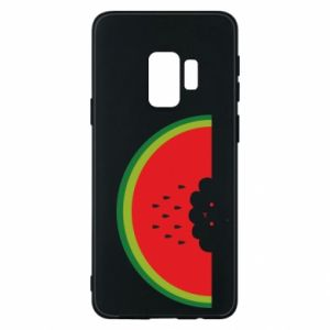 Etui na Samsung S9 Cloud of watermelon