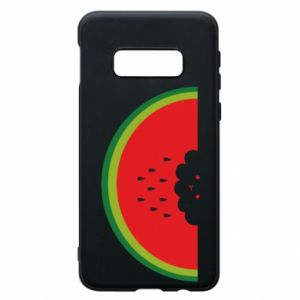 Etui na Samsung S10e Cloud of watermelon