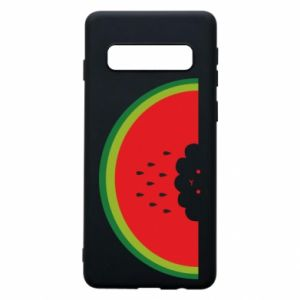 Etui na Samsung S10 Cloud of watermelon