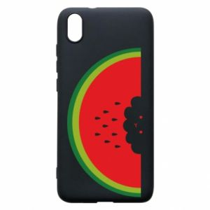 Etui na Xiaomi Redmi 7A Cloud of watermelon