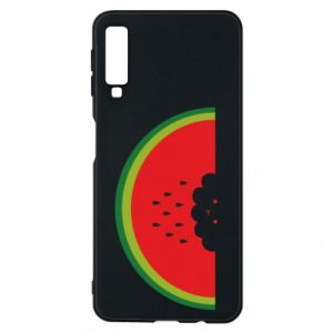 Etui na Samsung A7 2018 Cloud of watermelon