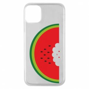 Etui na iPhone 11 Pro Cloud of watermelon